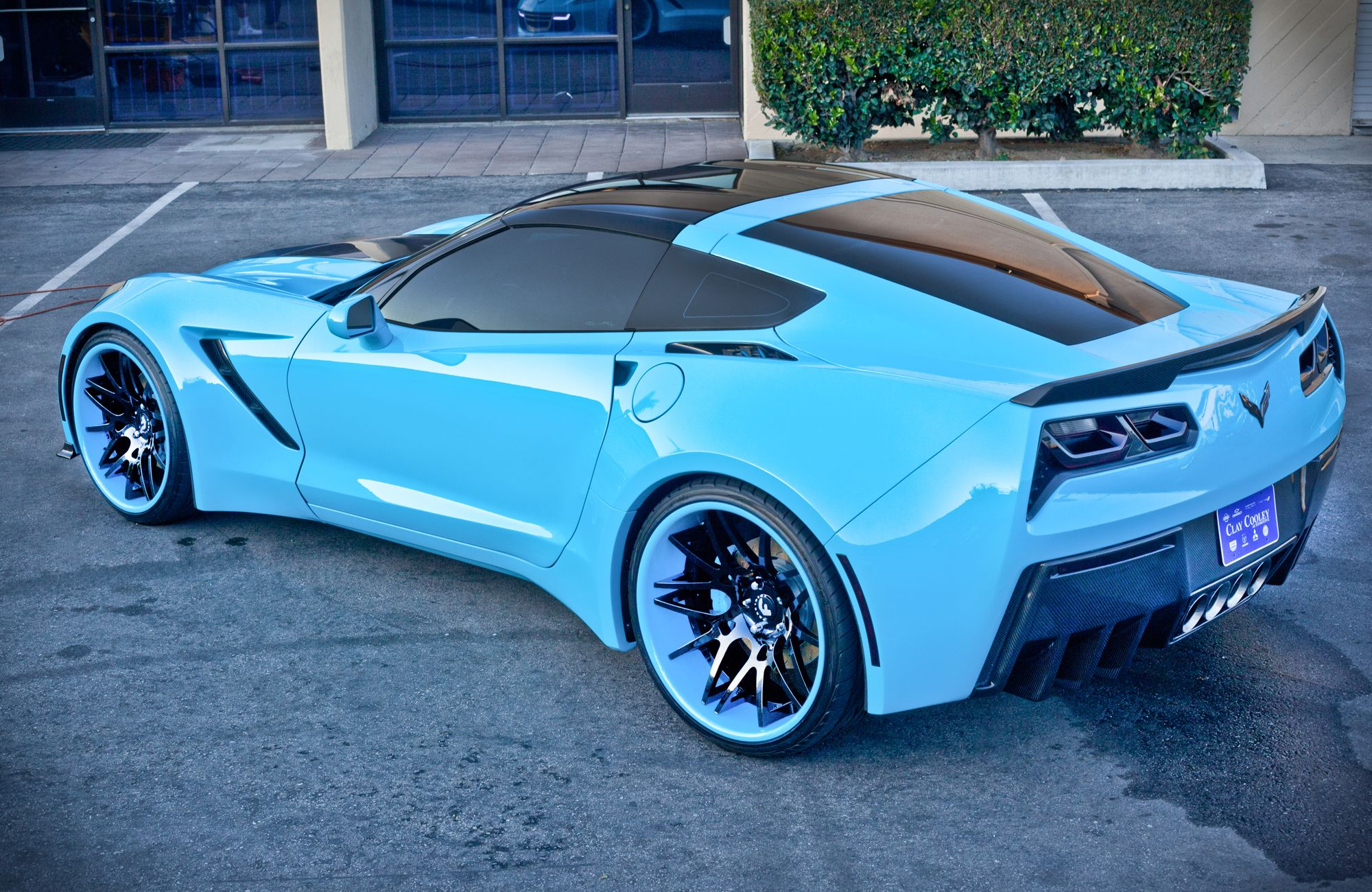 Gta Baby Blue Paint