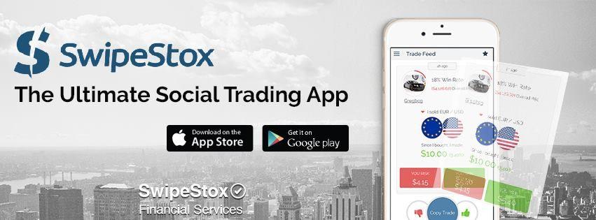 The Ultimate #SocialTrading #App. Download App and start #trading:https://www.swipestox.com/de/ Share this: