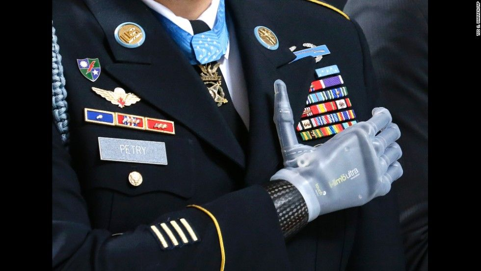 2014 The year in pictures Medal of honor recipients