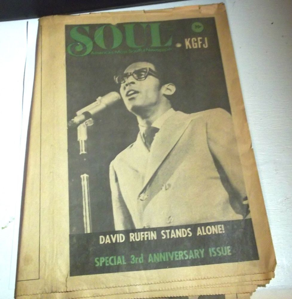 Image result for david ruffin magazine cover