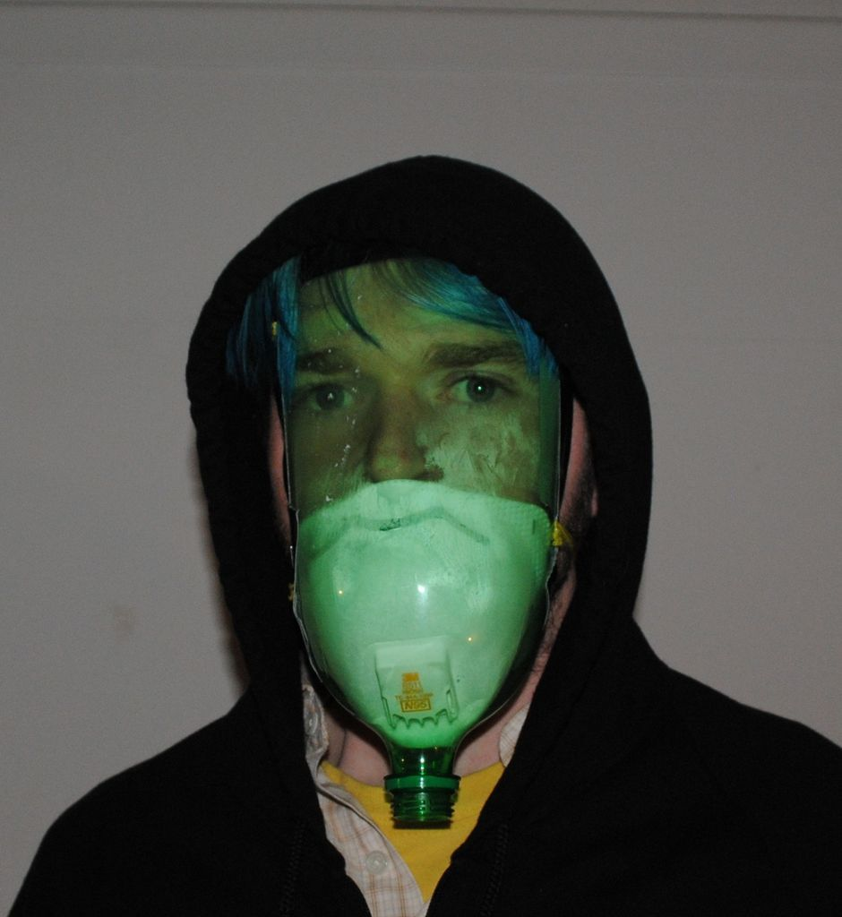 Survival Diy Survival Gas Mask Emergency Prepping Preparedness