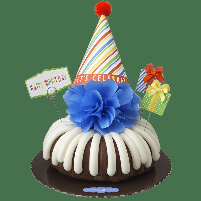 Happy 'Bundt'day Bundt Cake Cake online, Cake