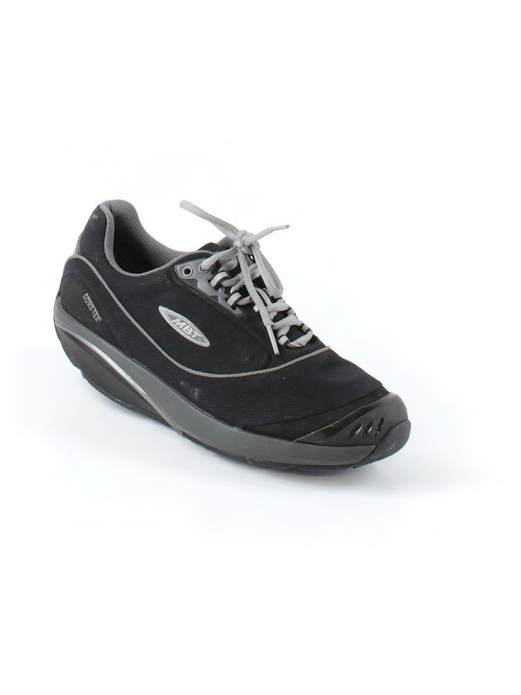 Women MBT Fora GTX Black Walking Shaping Athletic Shoe Size 39 8 8.5 ... eb4272170