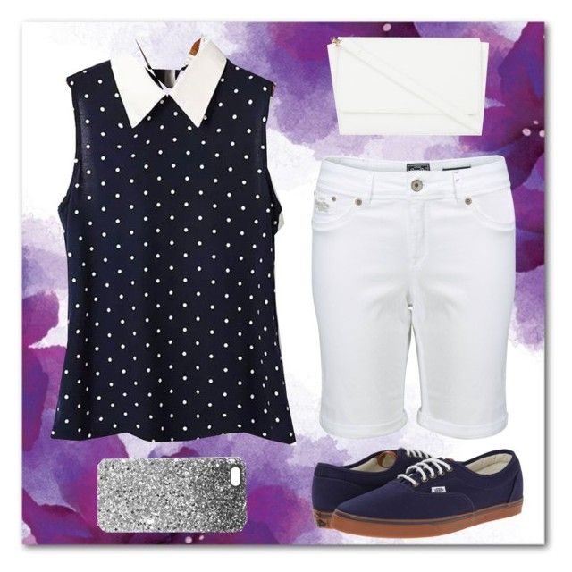 """""""Brunch"""" by gummybear03 ❤ liked on Polyvore featuring Superdry, Vans, Skinnydip and Topshop"""