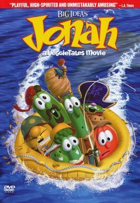 Jonah: A VeggieTales Movie, DVD