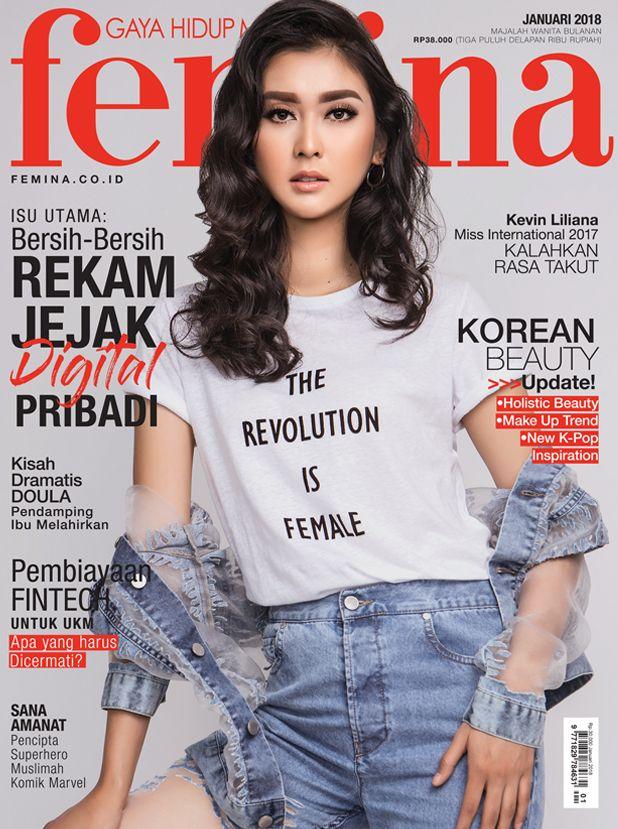 Femina Wanita, Kecantikan, Majalah