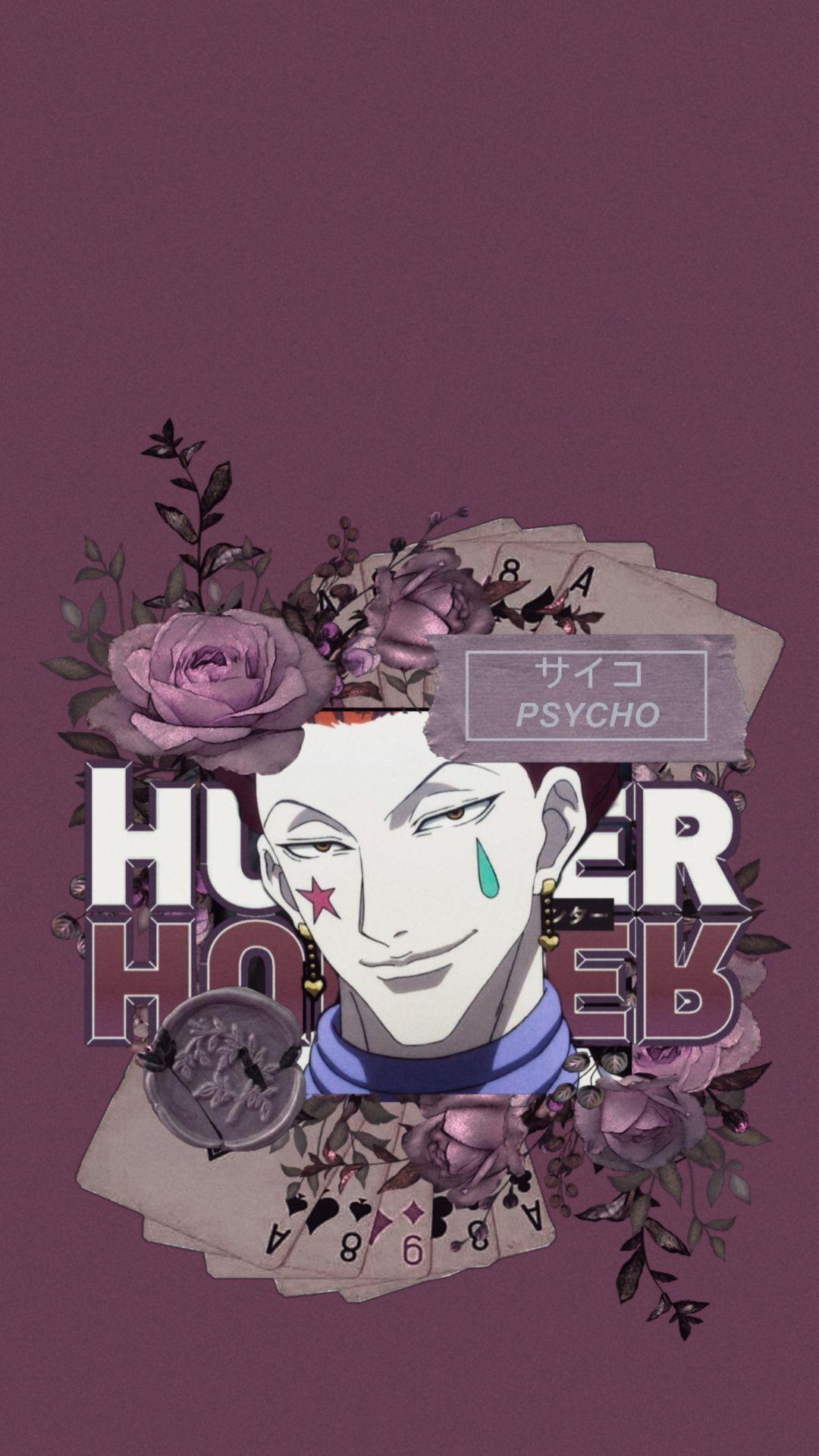 Anime Wallpaper HD: Aesthetic Anime Wallpapers Hisoka