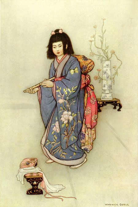 Image result for Japanese fairytale the flute