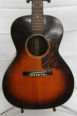 VINTAGE 1930's Gibson L-00 Acoustic Guitar X Braced & Original - VERY CLEAN -