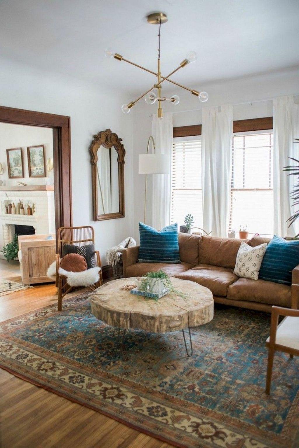 34 Admirable Mid Century Modern Living Room Decor Ideas Bohemian Style Living Room Bohemian Living Room Decor Modern Furniture Living Room
