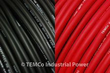 Temco 2 Gauge Awg Welding Lead Car Battery Cable Copper Wire Made In Usa Welding Leads Copper Wire Car Battery