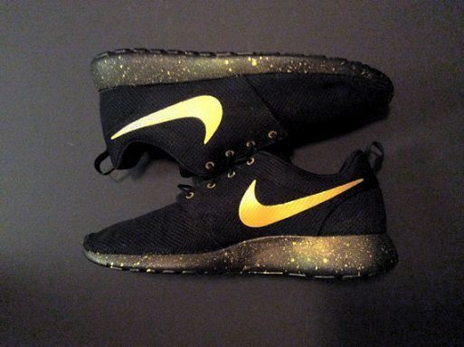 low priced 3da6b 6008a Nike Shoes on   Google, Black gold and Woman