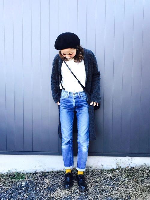 相変わらず靴下大好きなので、黄色の靴下を! 今年も靴下履きます、冷え性だし。 今年の目標に、しっかり