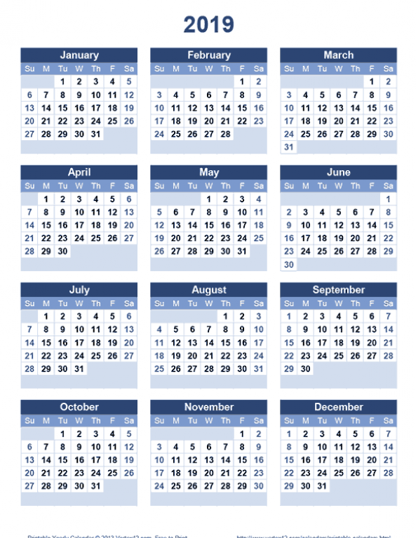 Printable Calendar 2021   January 2021   December 2021 Printable