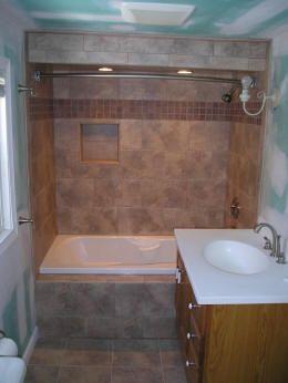 Portfolio Kitchen Remodeling Ct Bathroom Remodeling Ct Bathtub Shower Combo Bathrooms Remodel Bathroom Design