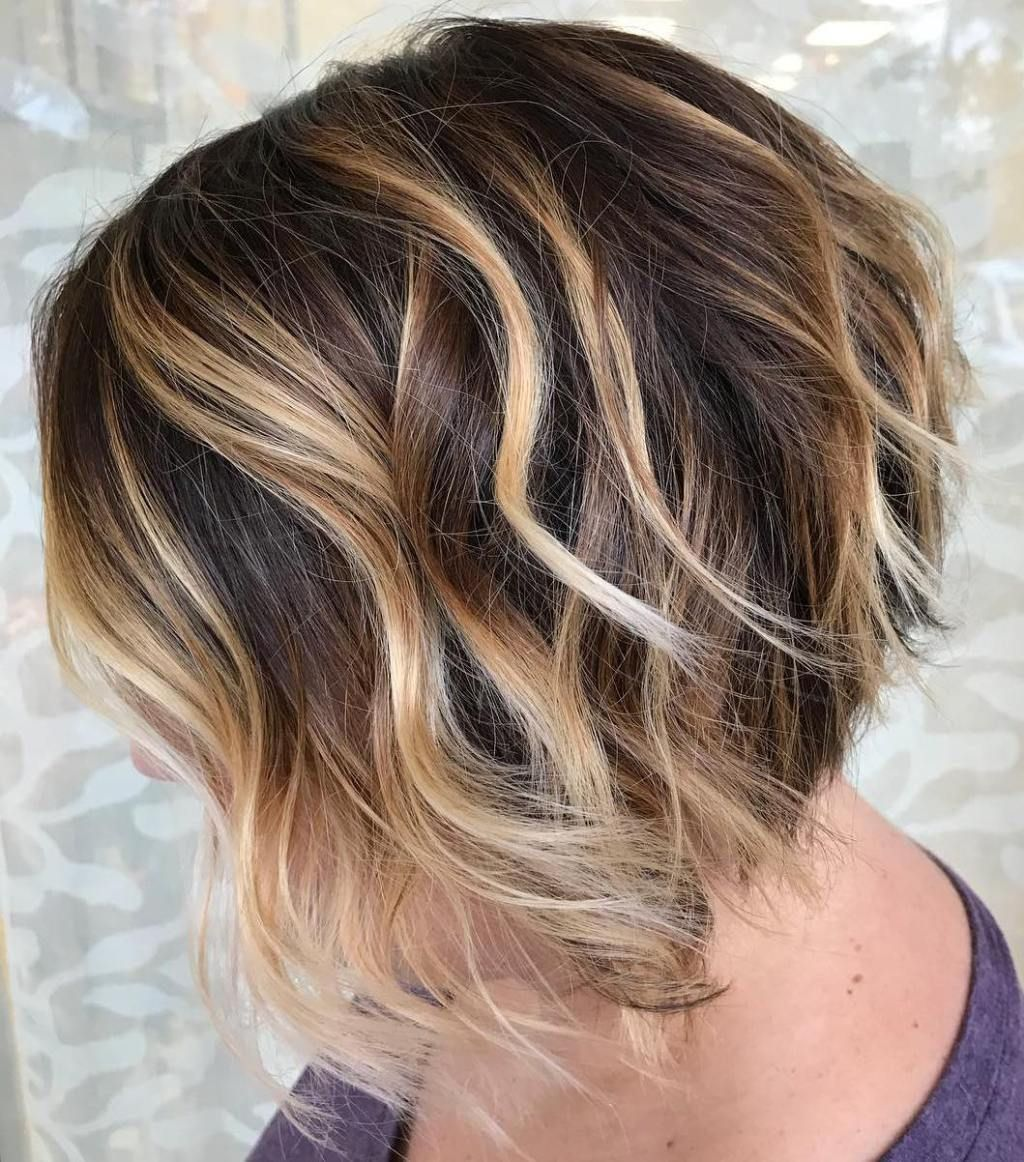 20 On-Trend Brown to Blonde Balayage Looks That Wi
