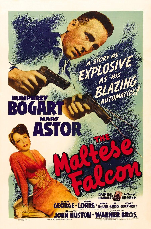 Fantastic Original Posters for Film Noir Classics