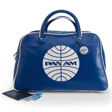 Amazon.com: Pan Am Explorer Vintage-Style Travel Bag: Clothing