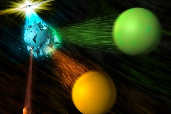It's the End of the Standard Model (of Particle Physics) as We Know It?