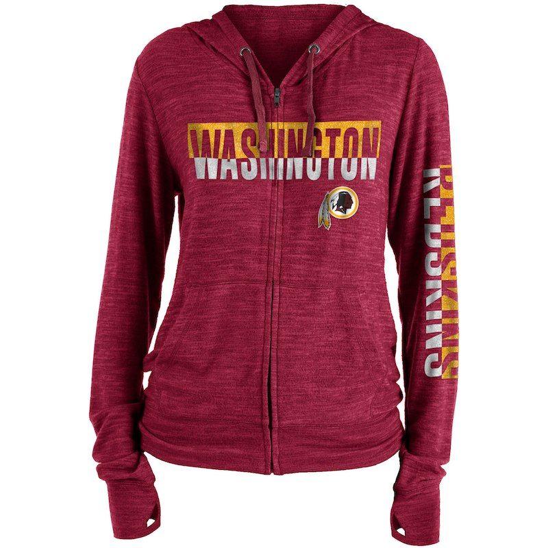 Washington Redskins New Era Women's Glitter Sweater Knit
