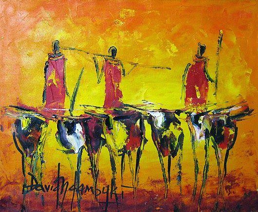 Art painting   African art, African art paintings, African paintings