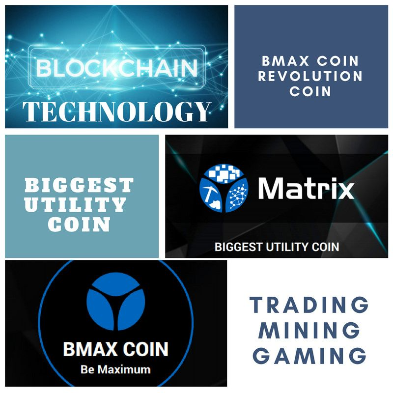Coin For Gaming World Smart Cryptocurrency 3matrix.io