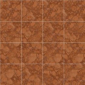 Textures Texture seamless | Asiago red marble floor tile texture ...