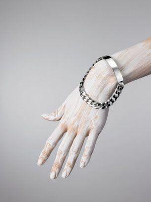 4b00b93724fb6 Martin Margiela Jewelry.   JEWELLERY   Pinterest   Jewelry, Maison ...