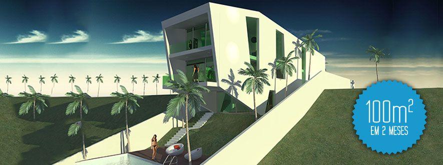 CRIATUS | Modular Houses, Modular Constructs Companies, Houses In Modules,  LSF Light Steel