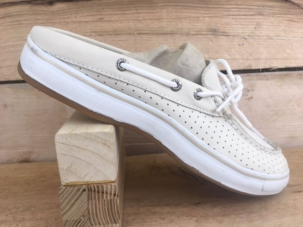 Sperry Womens Shoe 7 M Top Sider Anchor