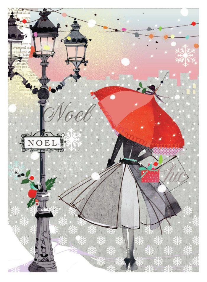 Lynn Horrabin - paris light.jpg | christmas | Pinterest ...