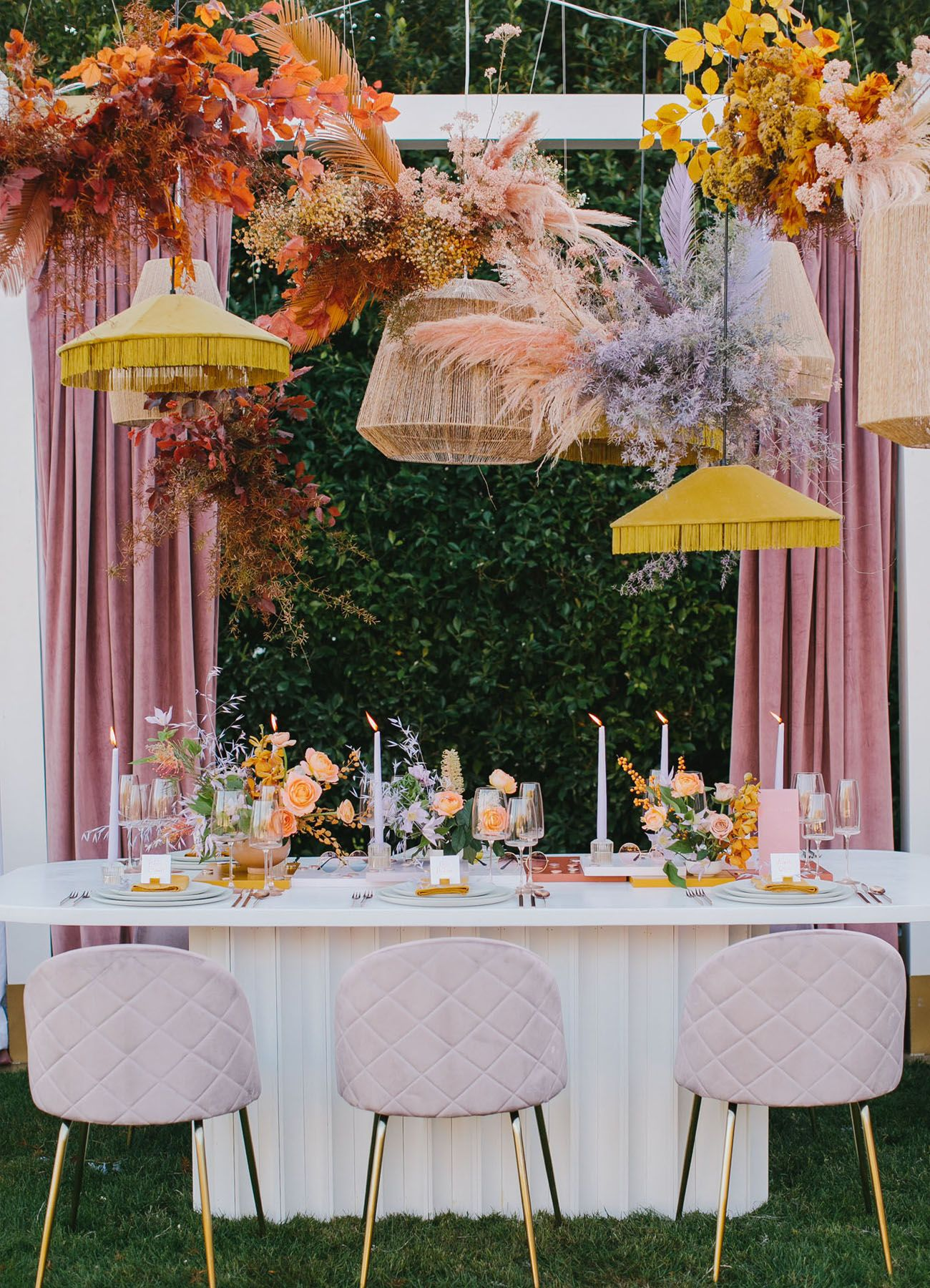 Bring on the Desert Vibes! It's the Modern Love Event Recap in Palm Springs - Green Wedding Shoes