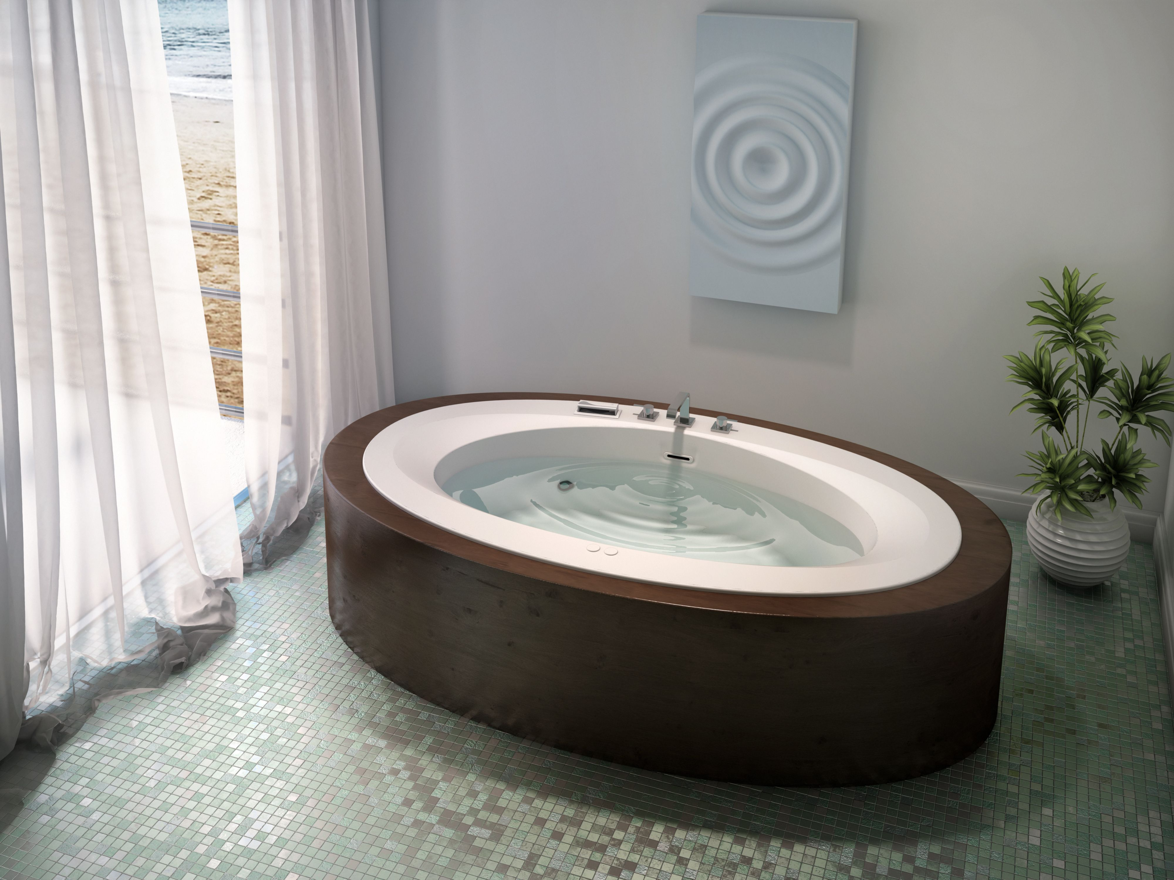 BainUltra Ora, the newest collection of #therapeutic #baths which ...