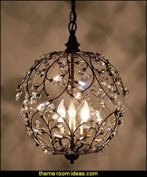 Crystal Bedroom Chandeliers Bedroom Furniture Za Bedroom Lighting Fixture Bedroom Decor Tumblr: Sphere Chandelier