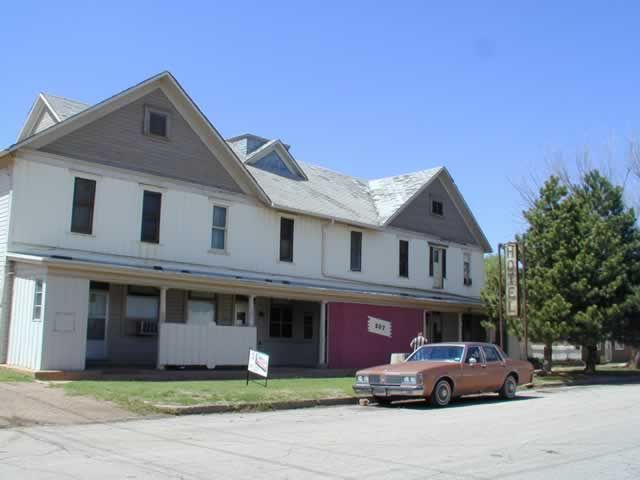 Vintage Photos Of Alva Oklahoma Taken The St Nicholas Hotel In A Few Years Back