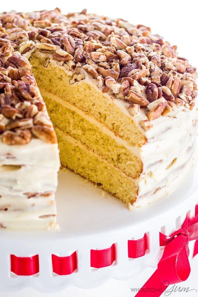 Magnificent 9 Of The Best Keto Desserts Recipes Keto Birthday Cake Gluten Funny Birthday Cards Online Elaedamsfinfo