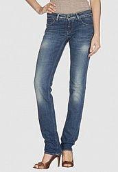KUYICHI DENIM Denim trousers WOMEN on YOOX.COM