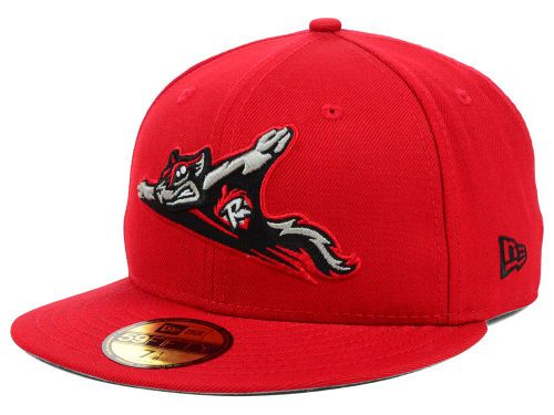 57b4d4d941f0 Richmond Flying Squirrels New Era MiLB 59FIFTY Cap Hats
