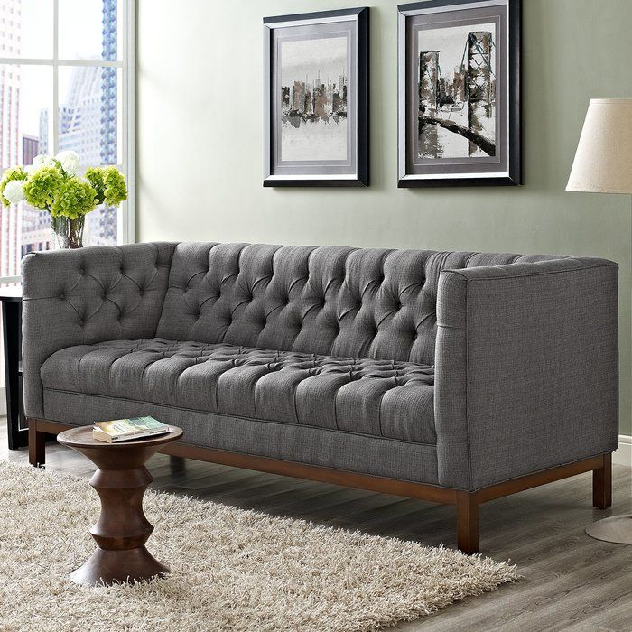 Panache Chesterfield Sofa | Sofa stoff, Sofa design ...