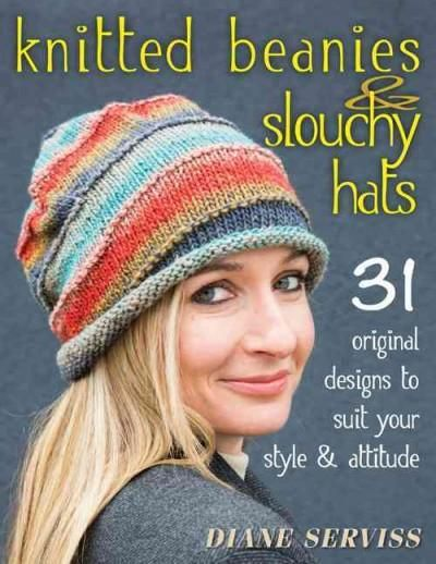 Knitted Beanies & Slouchy Hats | Knits | Pinterest | Gorros, Dos ...