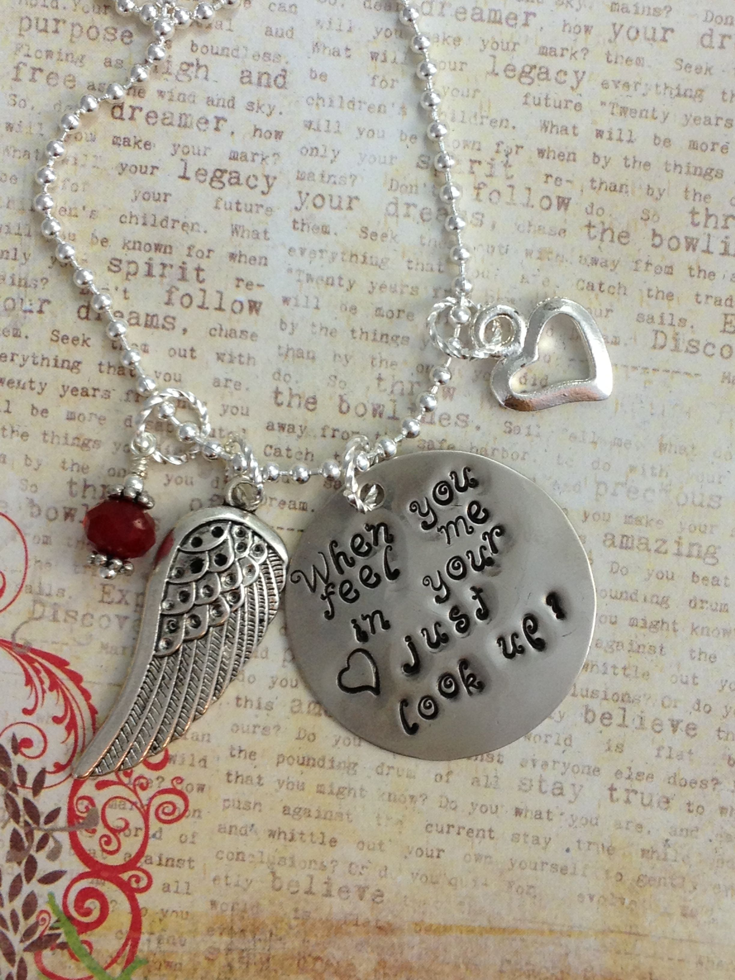 I want one of these for my angels in heaven miss you dad