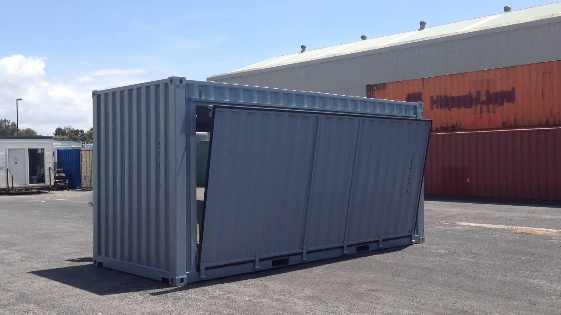 Shipping Container Cafeteria  Buscar Con Google