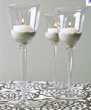 Taryn Mclagan Wedding Diy Candle Holders Restaurants Have 1000s