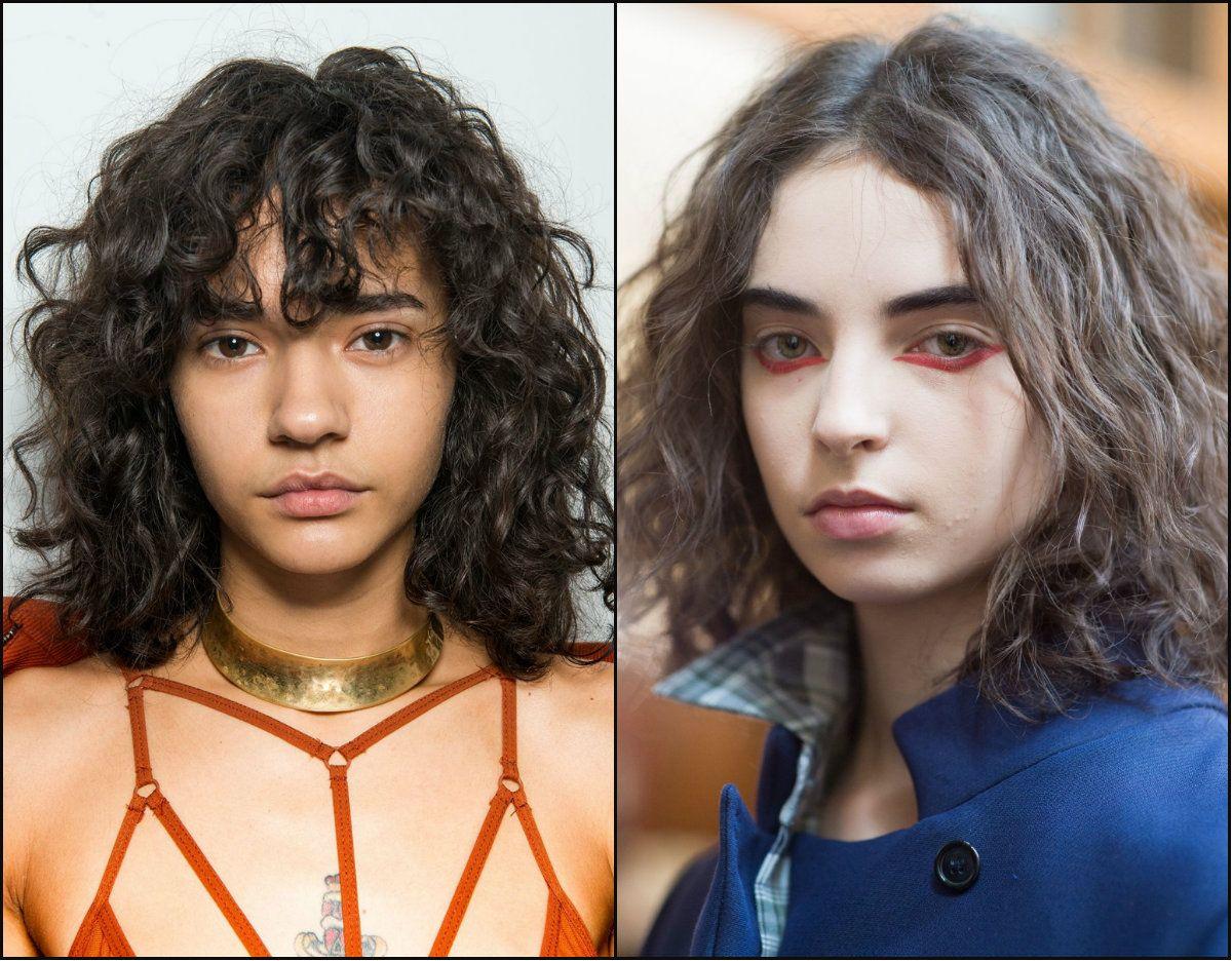 main hair trends 2018 spring-summer | natural curly hair | pretty