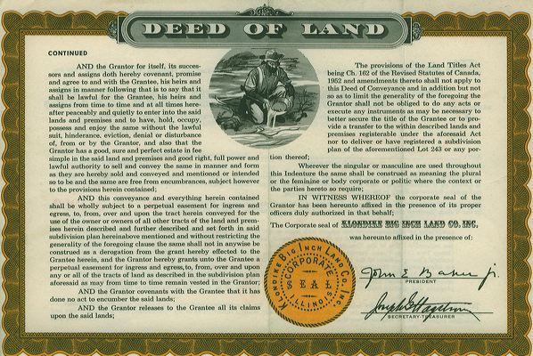 Deed The Picture Is An Old Copy Of Deed Of Land Deed Is A Formal Document Which Is Used To Transfer Ownership Blank Form Merry Christmas My Love How To Apply