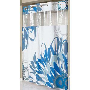 Home Vinyl Shower Curtains Floral Shower Curtains Shower