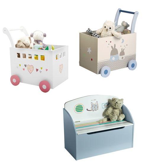 Muebles de almacenaje para ni os kids rooms ideas para and babies - Almacenaje para ninos ...