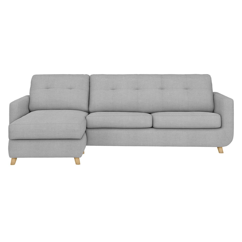 0e40edaa160 HYDE Yellow textured woven fabric 3 seater sofa bed
