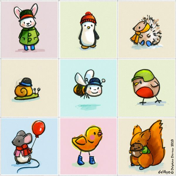 Le Lapin Dans La Lune Non Dairy Diary Animated Clipart Cute Drawings Easy Drawings For Kids