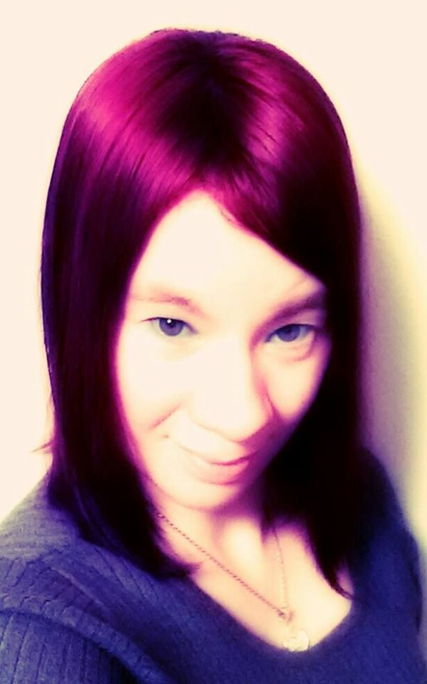 Hair Coloring New Splat Berry Blast